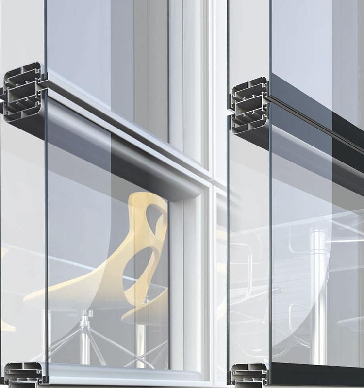 Aluminijumski okviri za prozore