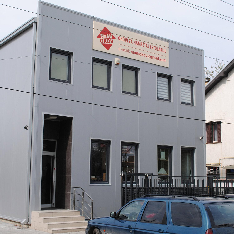 Namiokov Novi Sad