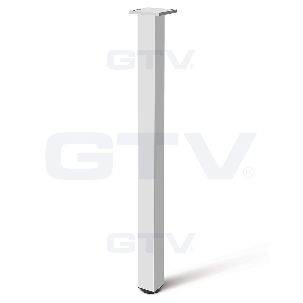 Square shaped furniture leg
